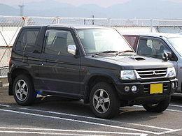 260px-Mitsubishi-Pajero_mini-2nd_1998-front.jpg
